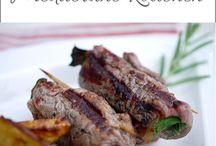 Rindfleisch Gerichte