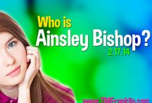 Ainsley / Who is Ainsley Bishop?