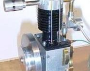 Minature steam engines. & engines