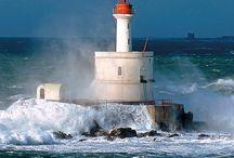 Bretagne / la mer
