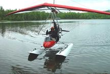trike on floats, one day !