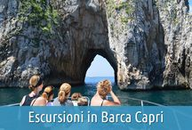 Capri Marine Limousine / Boat rental on the island of Capri and Amalfi Coast, boat transfers, romantic cruises and water taxi service.