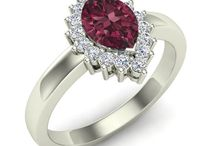 Birthstone Jewelry / Jewelry by Glitz Design in gemstones that symbolize your birth month.