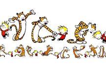 Let's Go Exploring / Calvin & Hobbes / by Steve Parker