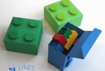 Lego partytjie