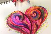 artwork inspiration / by Barb Drufke