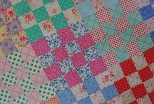 16 Patch Quilts