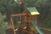 How would you decorate your Climbing Frame? / Real ideas from Climbing Frame lovers