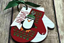 Christmas-Give away gifts
