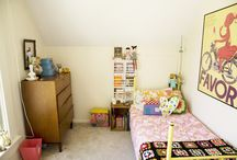 Kidsroom inspiration / by Céline Hallas