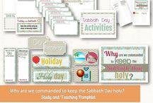 yw sabbath day holy