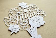 Celebration Papercuts