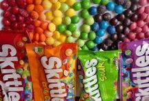 Eu amo skittles