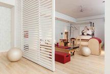 Pilates studio ideas