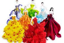 fashion illustration …