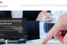 Origen Legal / Legal Website Design