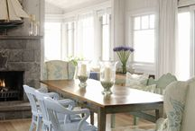 lake house kitchen dining DECOR / by Kari Clevinger