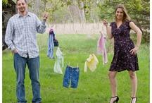 pregnancy announcement ideas / by donae cotton photography