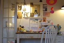 The Ideal Workspace / by UsedLuck Natalie