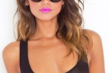 Ombré hair.. Still obsessed!  / by Lissa Bloom