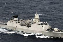 De Nederlandse vloot / Marineschepen van de Nederlandse marine