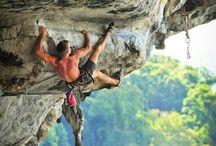 My love - climbing