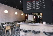 Restaurant / Cafe / Bar Interior Design