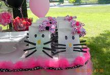 hello kitty party  / by Yvonne Jimenez