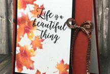 Stamping Up Colorful Seasons