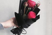 Букеты цветочный