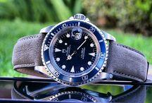 Beautiful Watch/Strap Combos