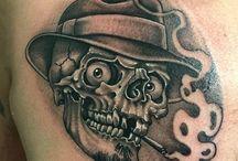 Artwotk / Tattoos