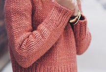 Suéteres de otoño