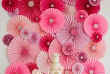 Abanicos / Rosetones