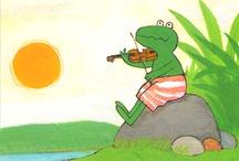 Thema kikker kleuters / Frog theme preschool / Thema kikker kleuters lessen en knutselen / Frog theme preschool lessons and crafts
