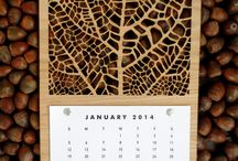 wooden cover journals