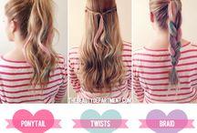 Hair / Beauty hair ideas