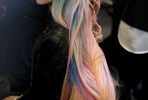 Rainbow,unicorn,pastel