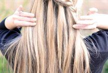 hår -frisurer