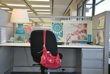 Think Outside of the Box (Cubicle Decoration)