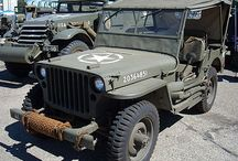 Us Jeep Willys '44