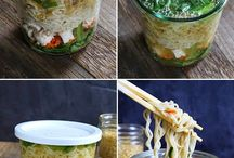A .....Lunch Ideas