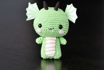 amigurumi toys  and sweet nothings / Knit and crochet toys and little things