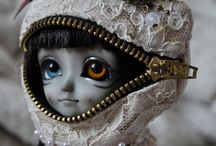 dollies / dolls, miniatures, tutorials, small items. . .  / by Toshi Salvino
