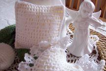 Háčkované drobnosti / háčkování, crochet