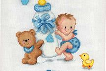 Cross Stitching / by Kathryn Timms