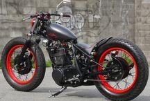 2 Bike - Custom / by Pin Crazy