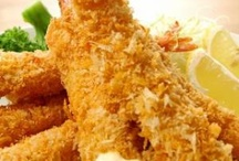 Ebi Furai - Crispy Shrimp