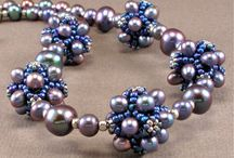 Beads - pearls, marbles