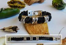 PULSERAS / Todo tipo de pulseras, creadas por mi, de diversos materiales las encontraréis aquí